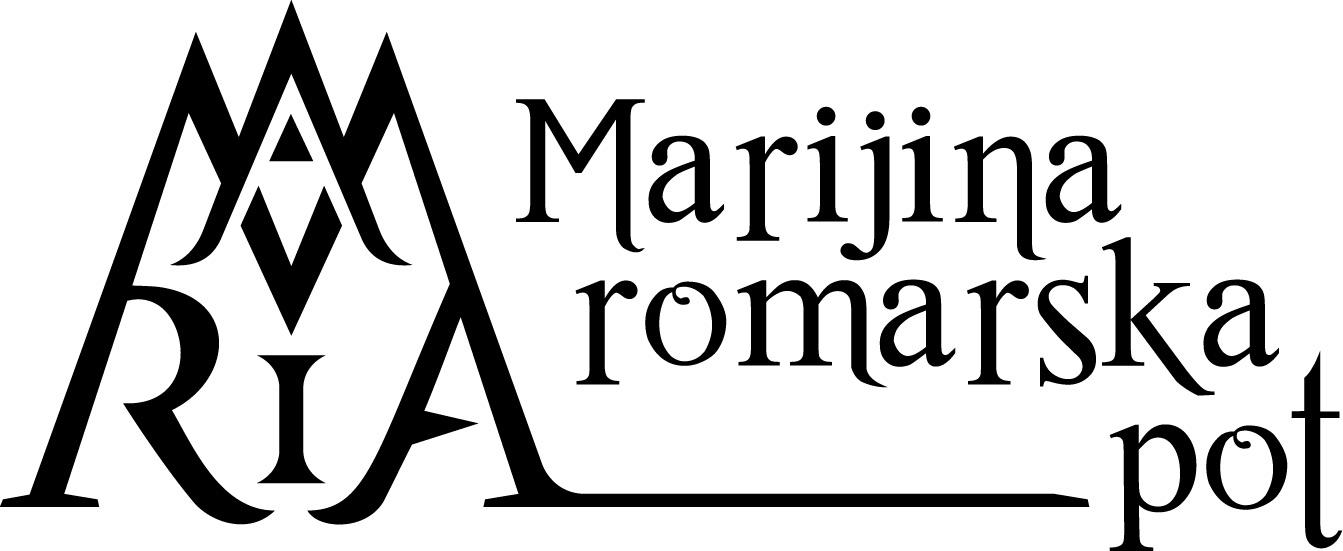 MARIJINA POT - logotip_tekst