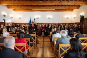 otroški pevski zbor Bistrica ob Sotli