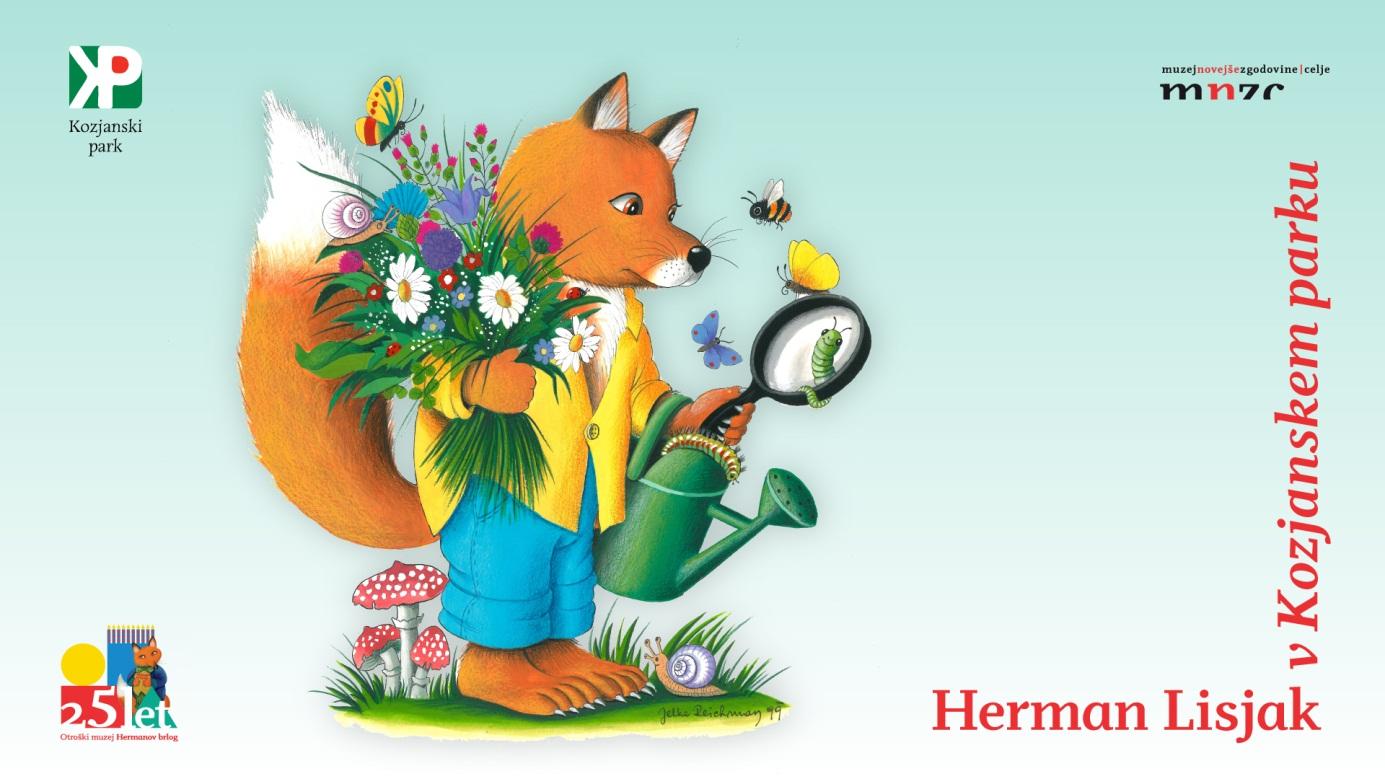 HermanLisjak-logo-v-Kozjanskem-parku